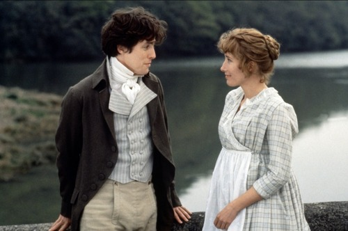 Emma Thompson wolpeyper entitled Sense and Sensibility