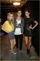 Shailene,Daren&Megan backstage @ MMVAs 2010