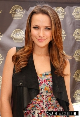 Shantel @ Kari Feinstein एमटीवी Movie Awards Style Lounge
