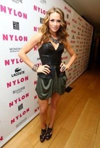 Shantel VanSanten Attends Nylon Magazine's âm nhạc Issue party