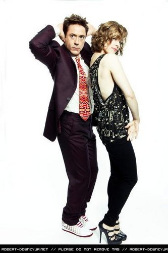 Sherlock Holmes Photoshoots