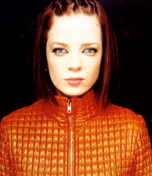 shirley manson from garbage celebrity tongue picture pictures to pin