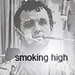 Smoking High - bill-murray icon