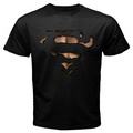 superman Burn Out T-Shirt