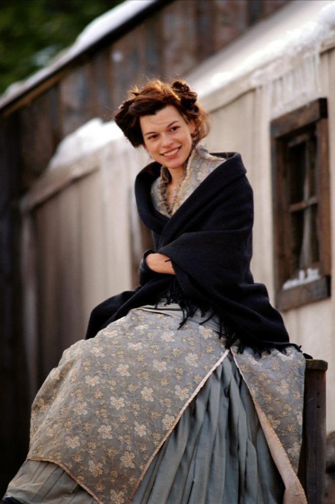 The Claim - Milla Jovovich