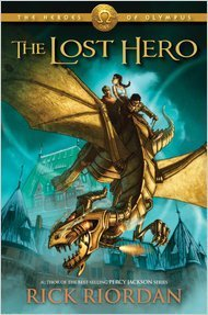The Lost Hero Final Book Cover