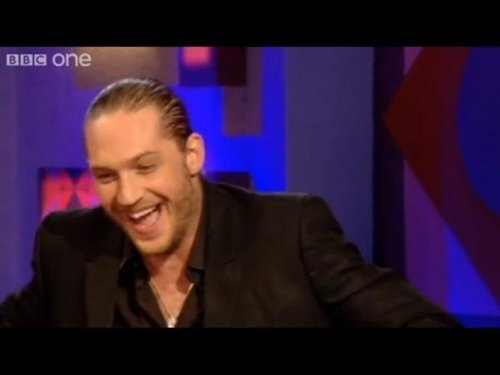 Tom Hardy Interview with Jonathen Ross 18th June 2010