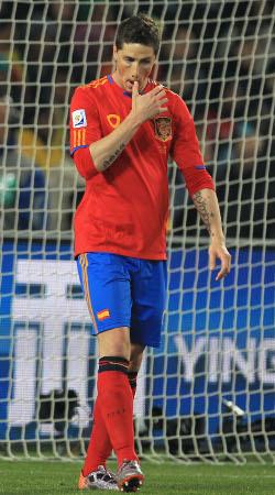 Torres vs Honduras