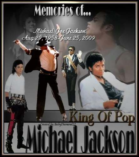 We All pag-ibig You So Much Michael :) <3