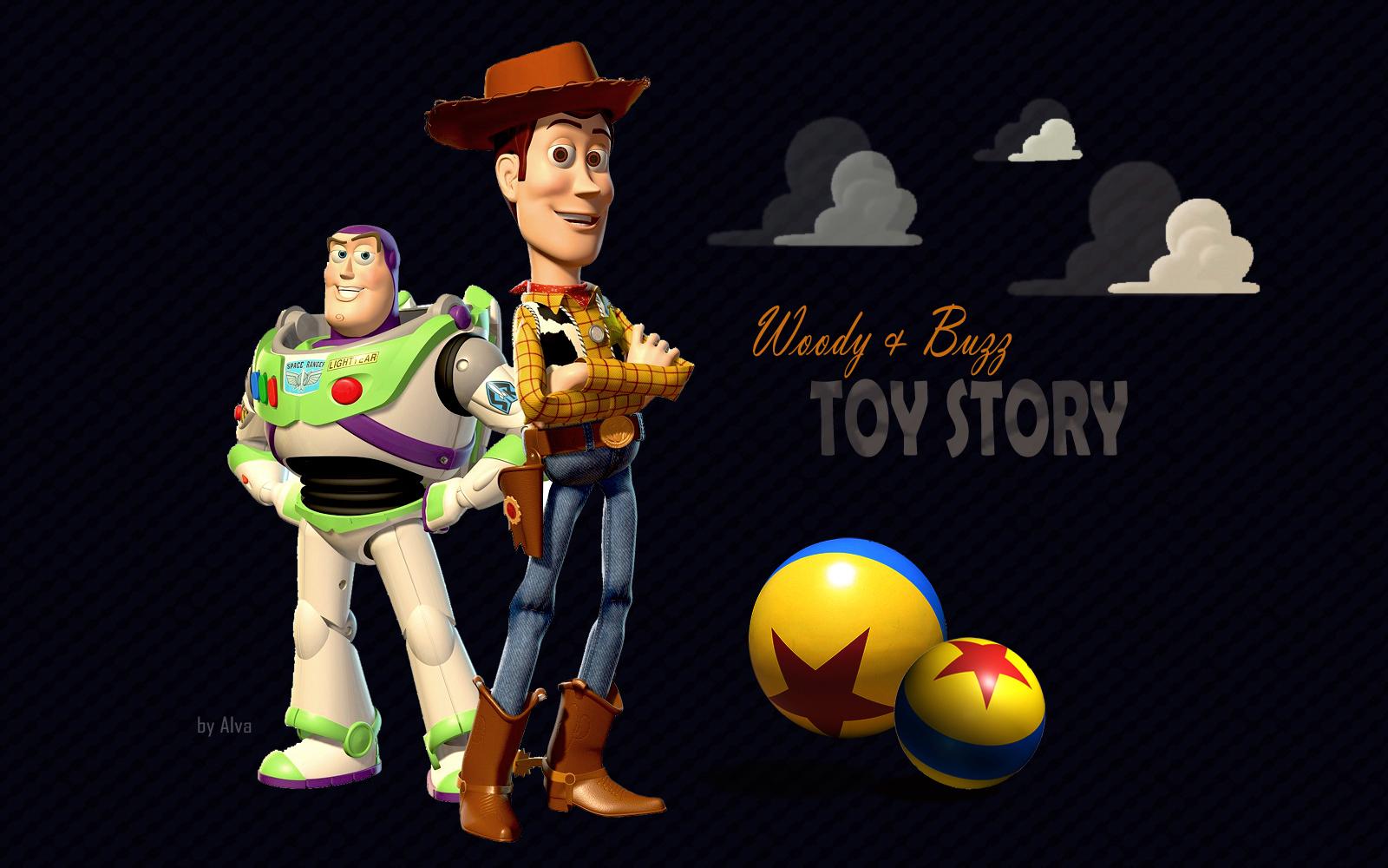 Woody Buzz Toy Story Wallpaper 13257749 Fanpop