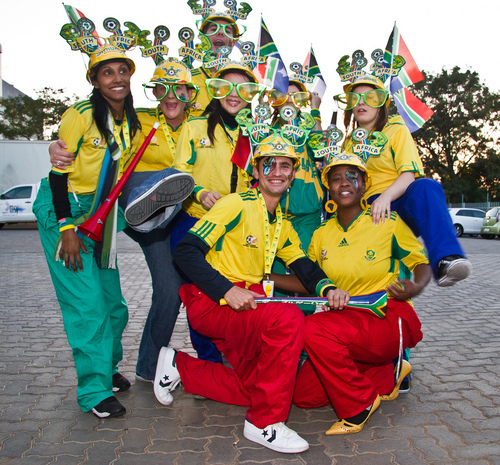 FIFA World Cup South Africa 2010 Обои titled World Cup 2010