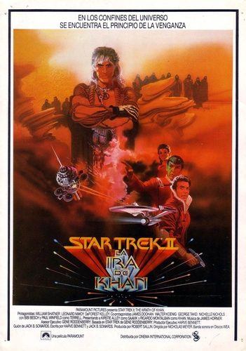 star trek the movies images wrath of khan posters hd