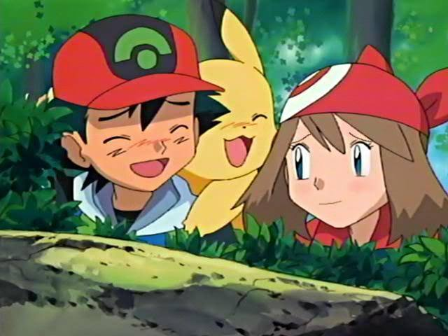 Ash and may pokemon porno that
