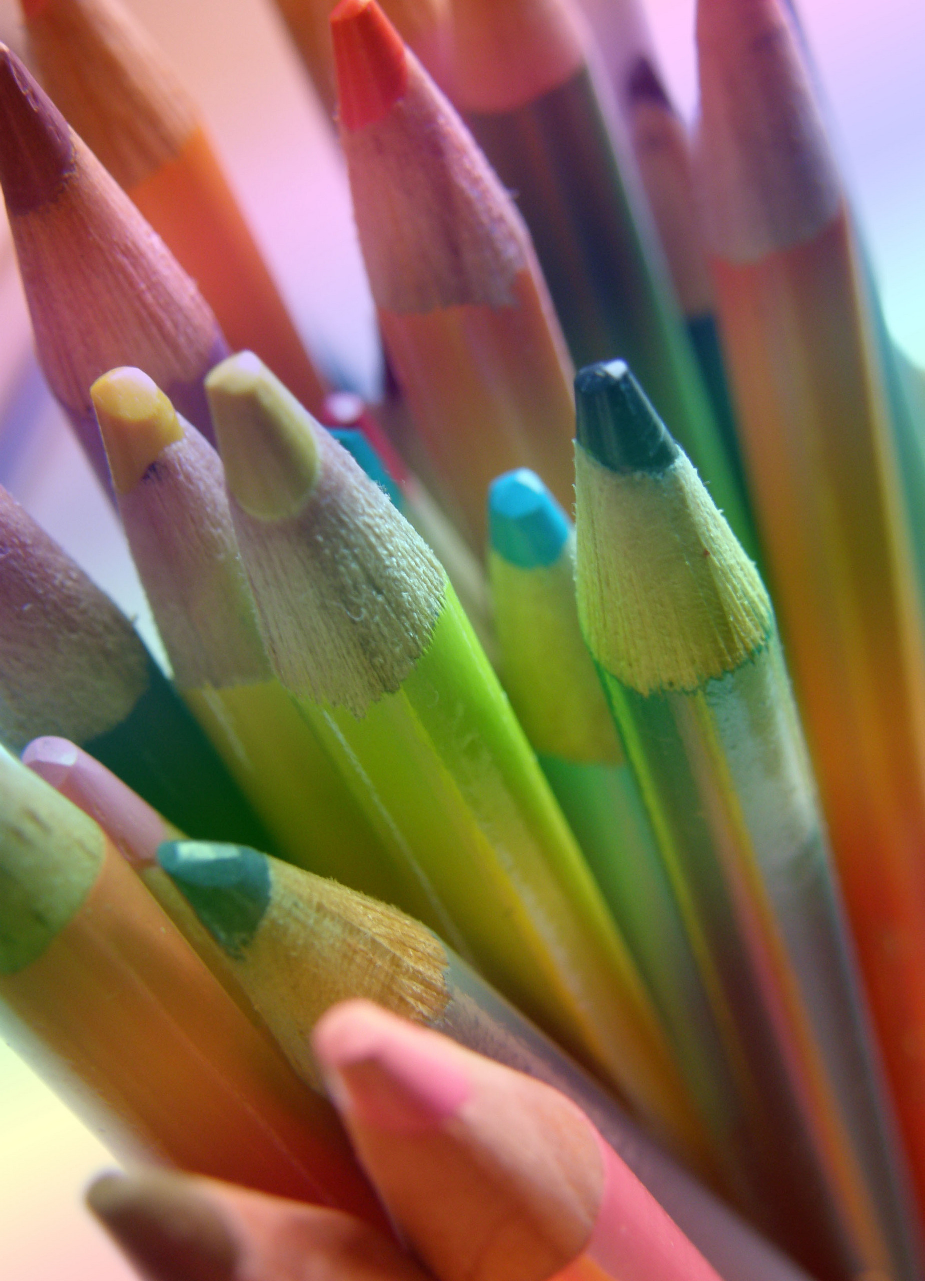 colored pencils - Pencils Photo (13251640) - Fanpop