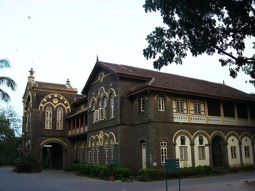 fergusson college.