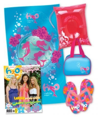 h2O free gifts - h2o-just-add-water photo