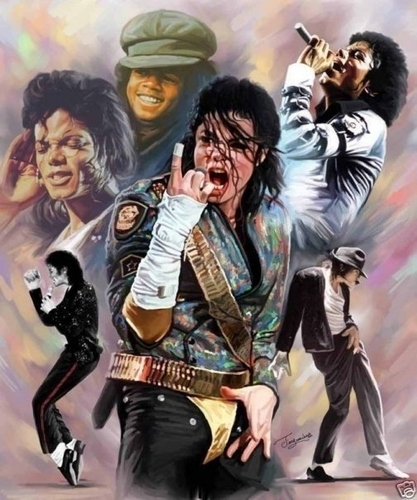 Michael Jackson wallpaper titled michael jackson fanart