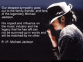 michael-jackson - * R.I.P KING OF POP MICHAEL JACKSON * wallpaper