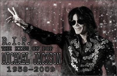 * R.I.P KING OF POP MICHAEL JACKSON *