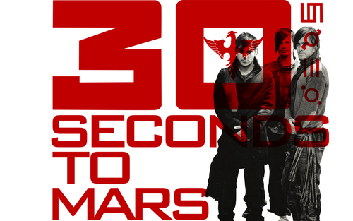 30 seconds to mars WALL - 30-seconds-to-mars Wallpaper