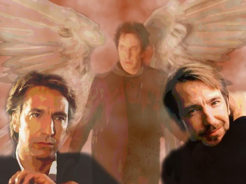 Alan Rickman wp I've done
