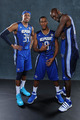 All star photoshoot 2010 - rajon-rondo photo