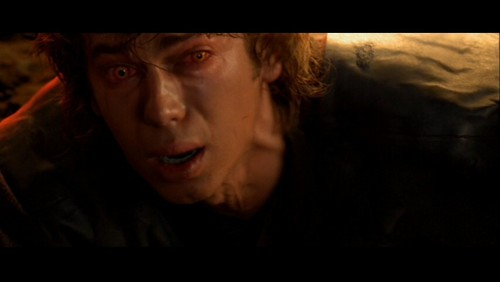 anakin skywalker fondo de pantalla called Anakin Skywalker- SW ep III: Immolation