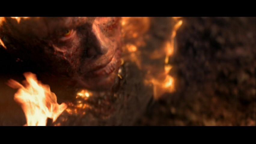 Anakin Skywalker- SW ep III: Immolation