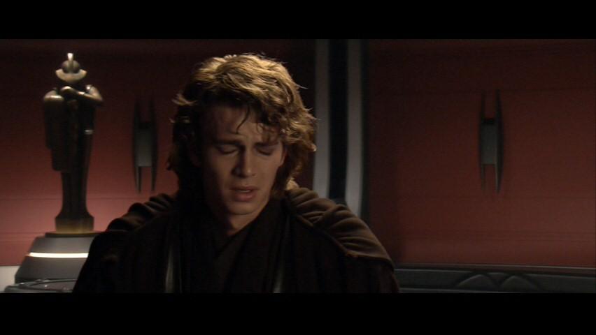 Anakin Skywalker- SW ep III: Rise, Lord Vader