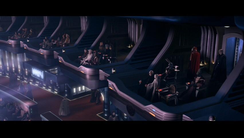 Anakin Skywalker- SW Ep III: Tale Of Plagueis The Wise