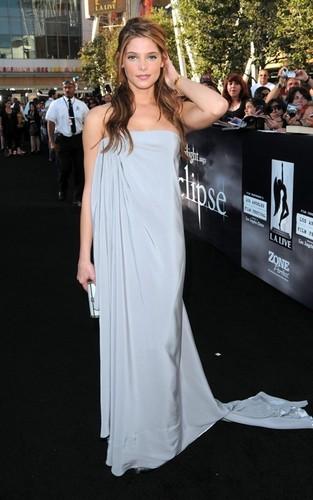 Ashley Greene @ Eclipse LA Premiere