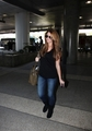 Ashley @ LAX Airport - twilight-series photo