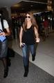 Ashley @ LAX Airport - twilight-series photo