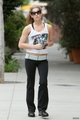 Ashley heading to the gym in LA - twilight-series photo