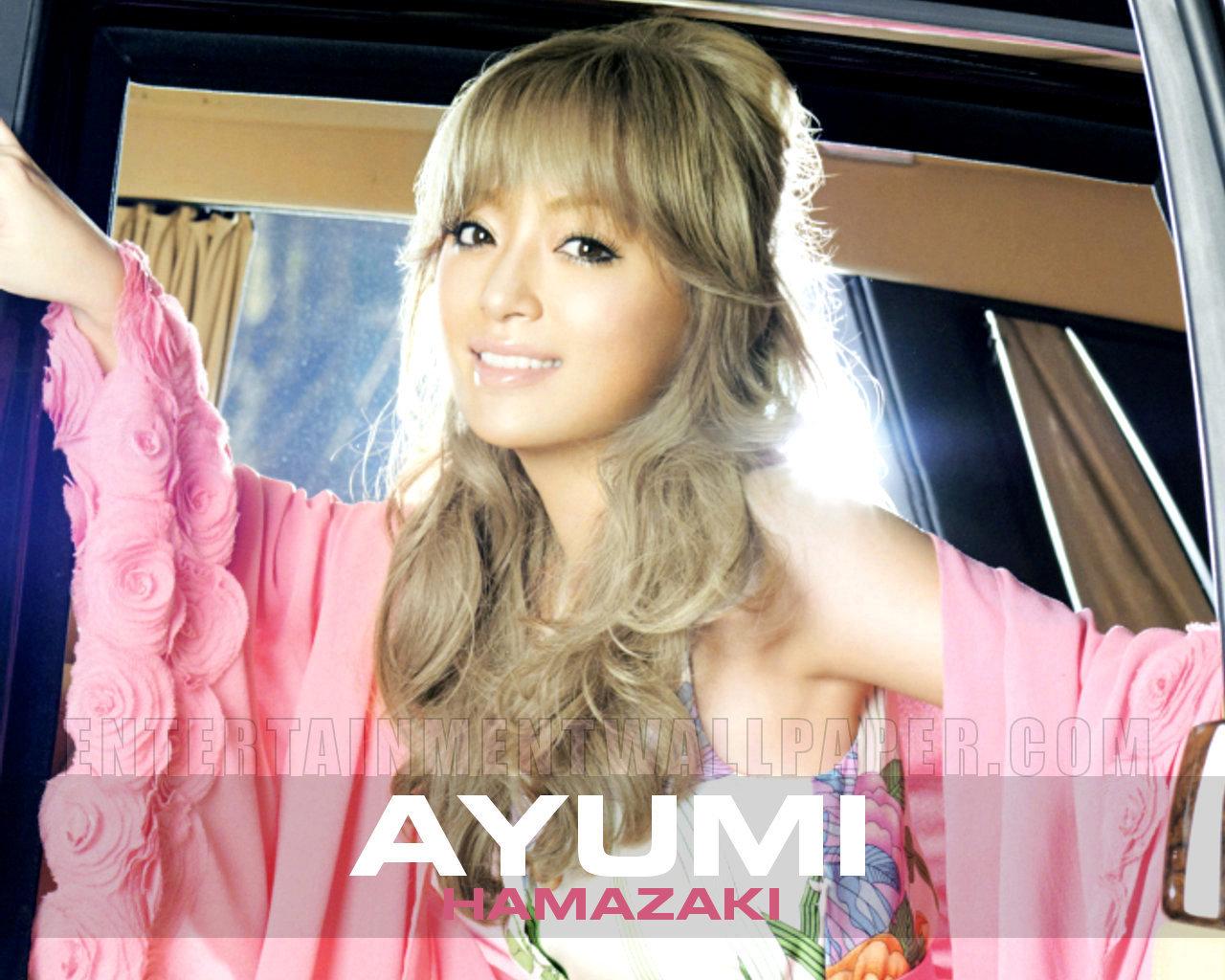ayumi hamasaki wallpaper - photo #46