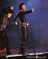 Bad Tour - Black Shirt - michael-jackson photo