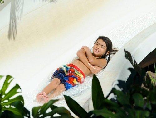 Blanket in Hawaii