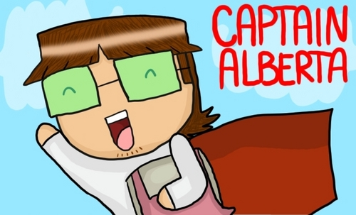 CAPTIN ALBERTA!