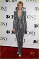 Cate Blanchett: Tony Awards Silver Suit! - cate-blanchett photo