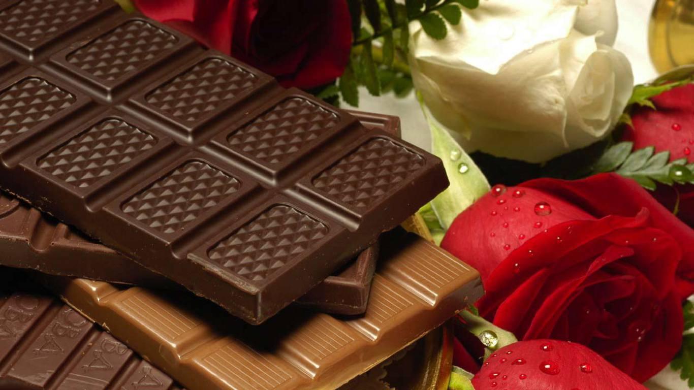 Шоколад Romance