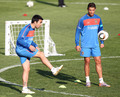 Cristiano Ronaldo Trains in South Africa - cristiano-ronaldo screencap