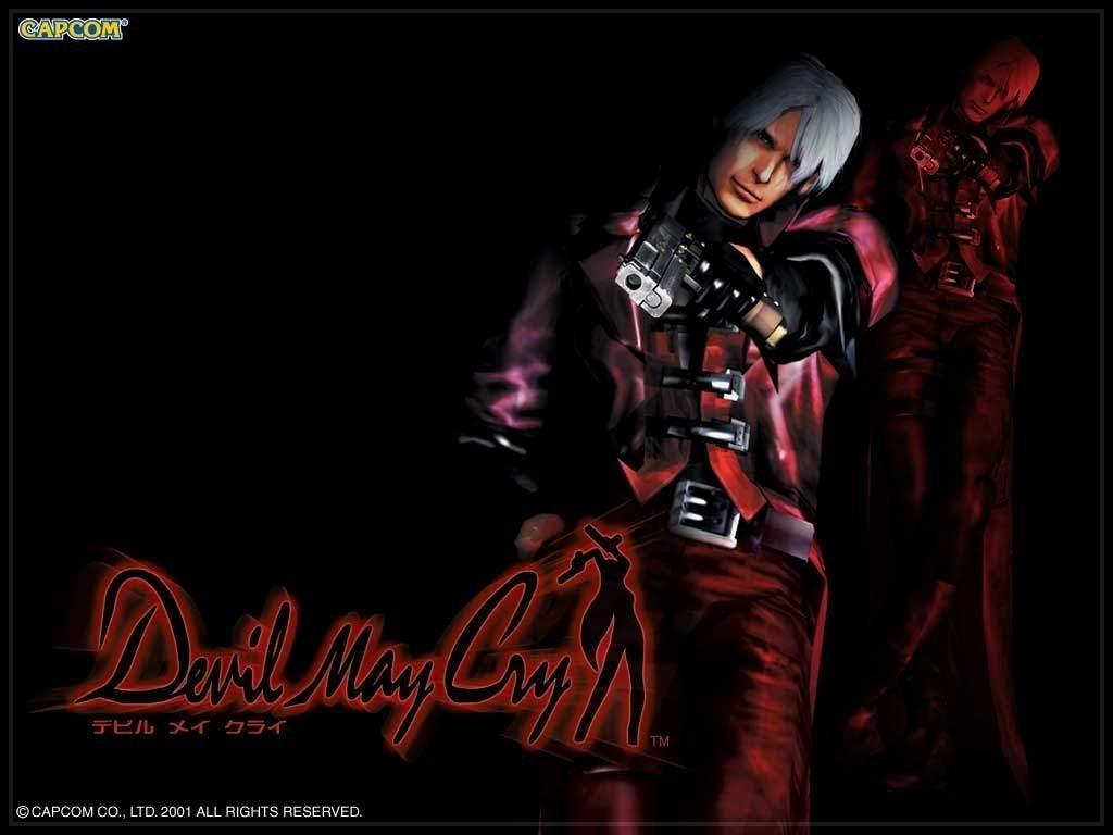 Dmc Devil May Cry 壁紙 ファンポップ