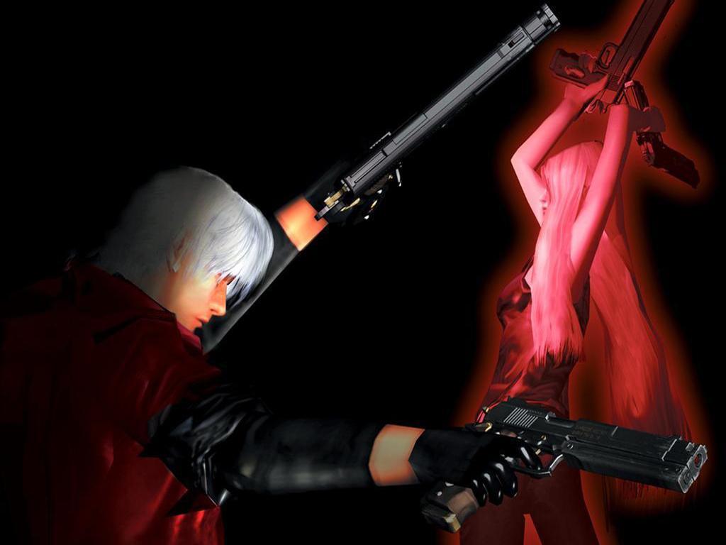 DMC - Devil May Cry Wallpaper (13371255) - Fanpop
