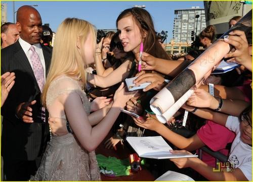 Dakota Fanning @ Eclipse LA Premiere