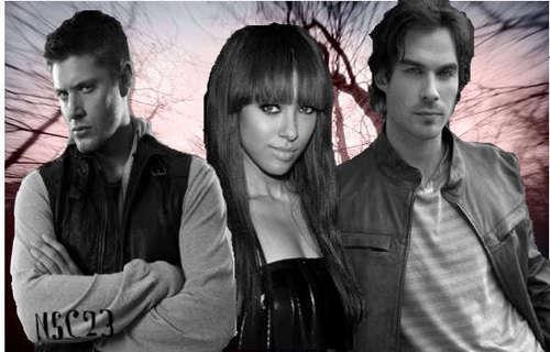 Dean/Bonnie/Damon