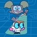 Dexter and Dee Dee - dexters-laboratory icon