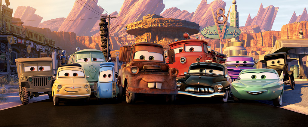 Disney Cars screenshot