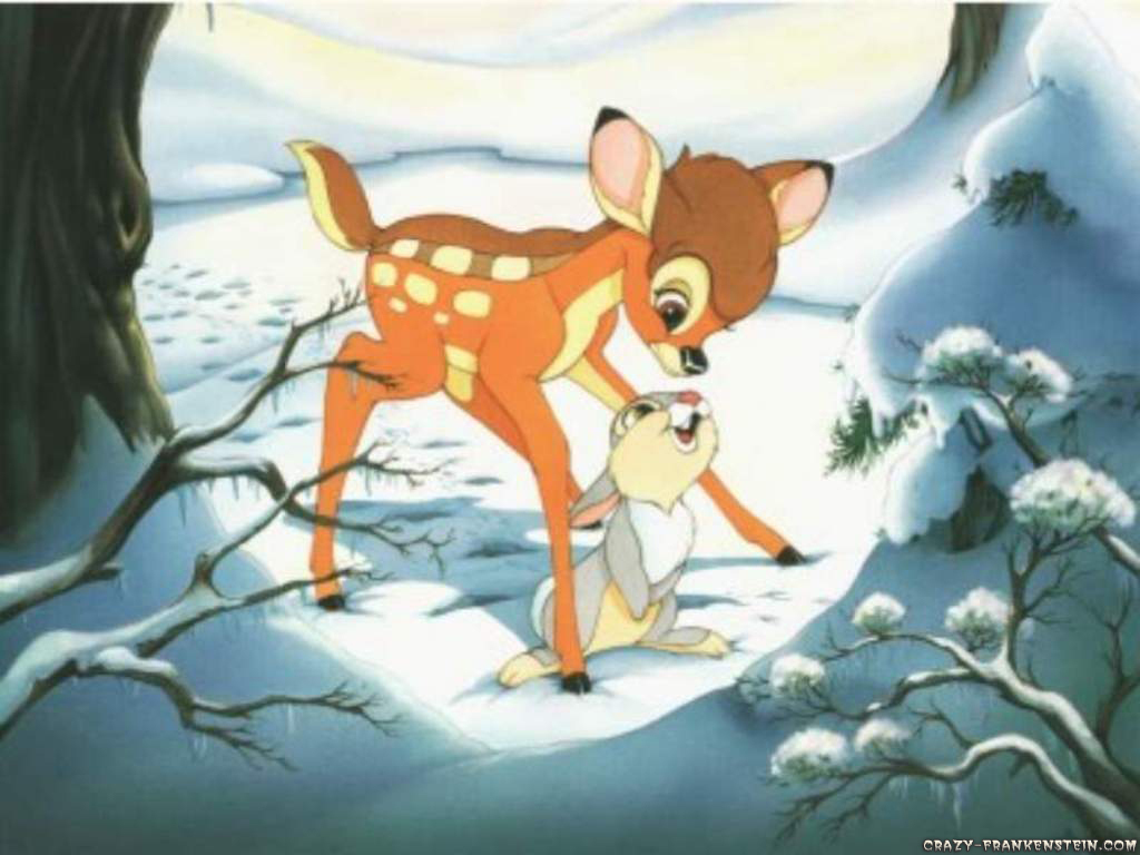 classic disney images bambi hd wallpaper and background