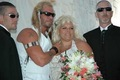 Dog And Beth's Wedding Day