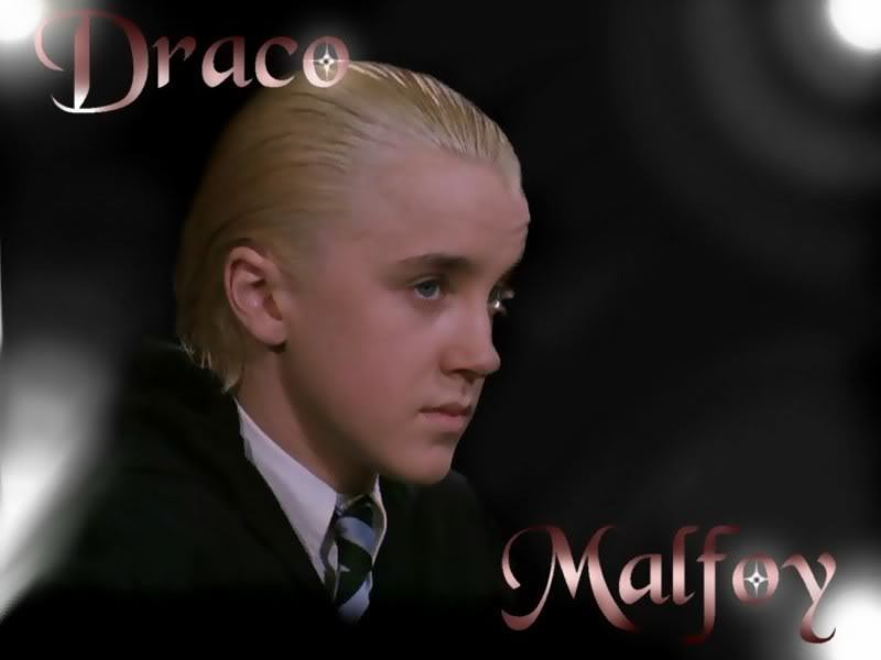 Draco WP by me - Draco Malfoy Wallpaper (13390129) - Fanpop